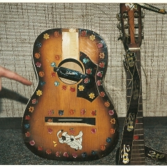 1983 02 Broken Guitar