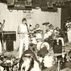 1983 10 Spotnicks in Bruessel 3