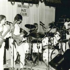 1983 10 Spotnicks in Bruessel 4