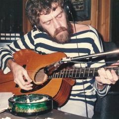 1984 11 Bo im Studio