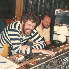 1984 12 Bo im Studio