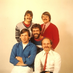 1984 02 Spotnicks Gruppenfoto 1