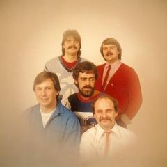 1984 02 Spotnicks Gruppenfoto 2