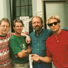 1994 08 Carlos Bob Ove Mats