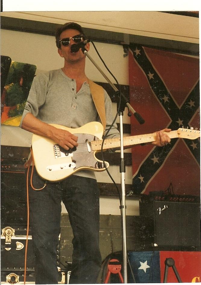 1995 05 Ove Lindell live Moers