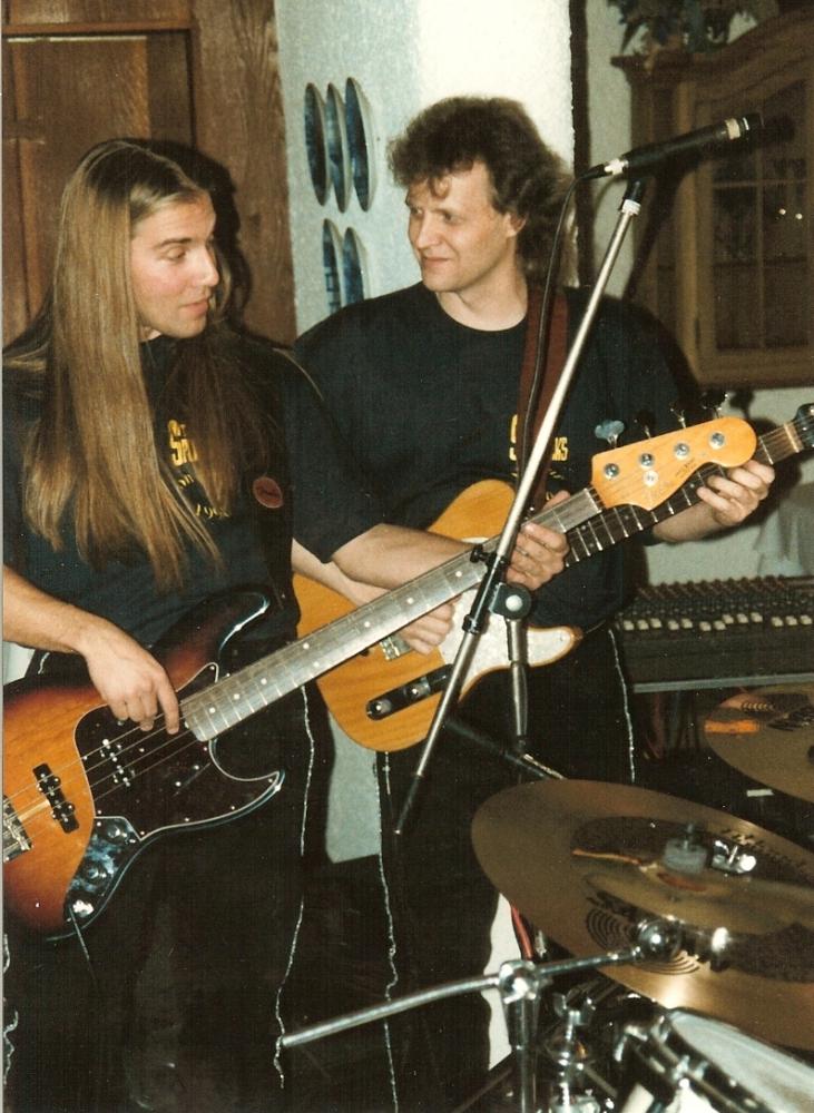 1998 11 Ralph  u  Bjoern F jam session Hb