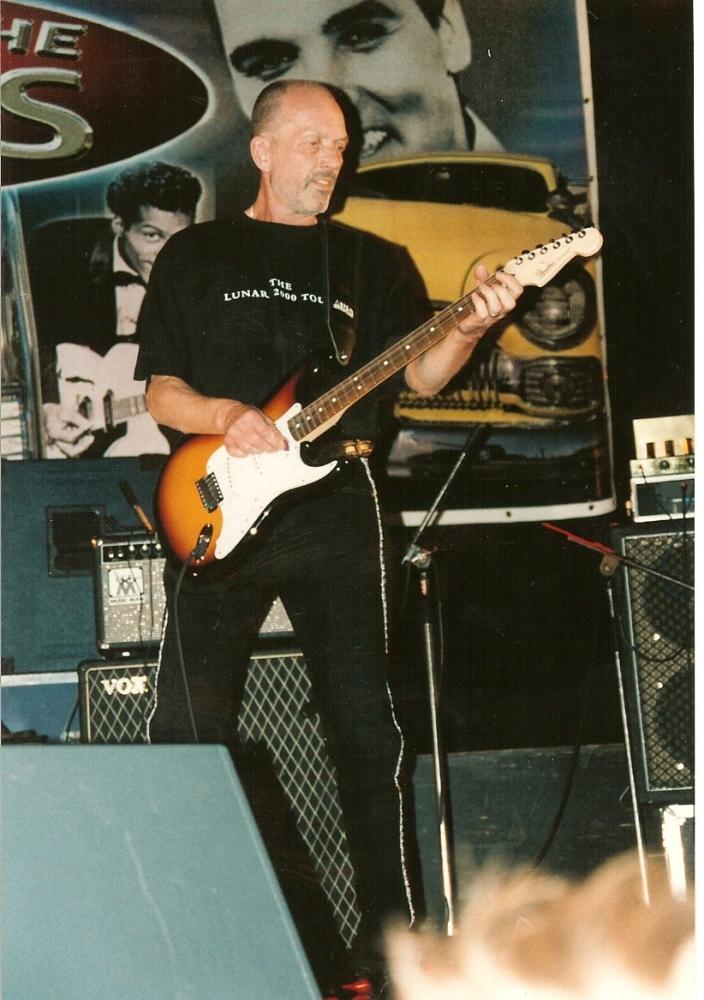 2001 10 Bob Maastricht