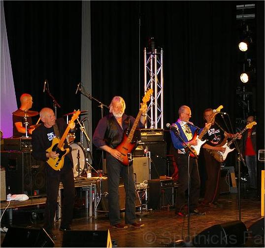 The Spotnicks - Festival 2008