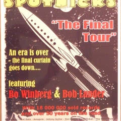 Spotnicks Final Tour