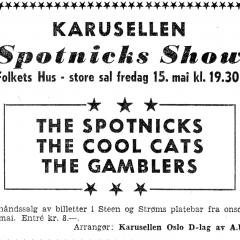 Spotnicks Mai 1964-02
