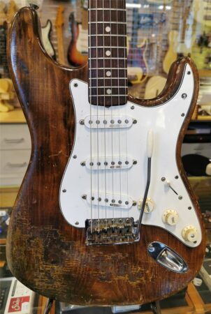 BO WINBERGS'S GUITARS FOR SALE