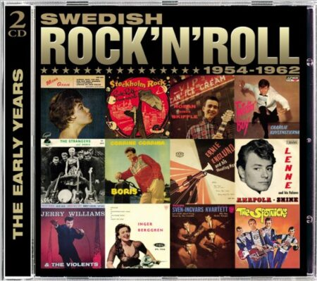 Swedish Rock'N'Roll